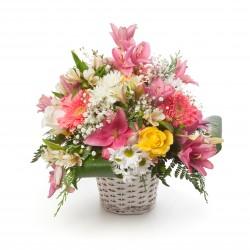 Flower basket DORINE