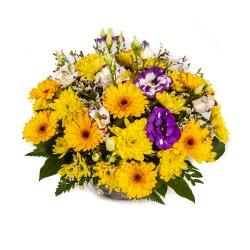 Flower basket MANONA