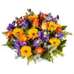 Flower basket ROCHELLE