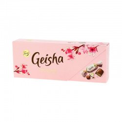 Kommikarp Geisha
